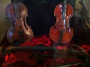 Violino Muto, Giusepp Pedrazzini, liutaio