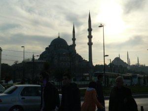 Istanbul moschea